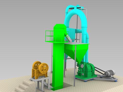 pulverizer plant - Copy